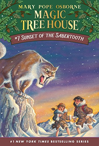 9780679863731: Sunset of the Sabertooth (Magic Tree House, No. 7)