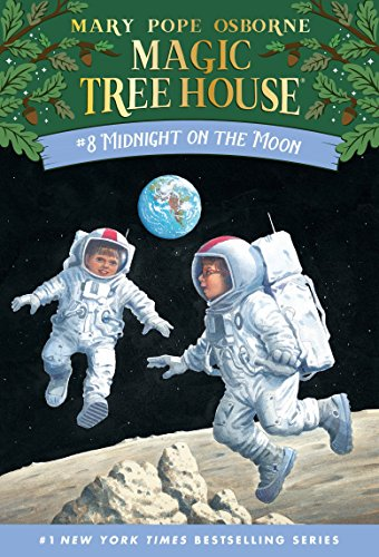 9780679863748: Midnight on the Moon (The magic tree house)