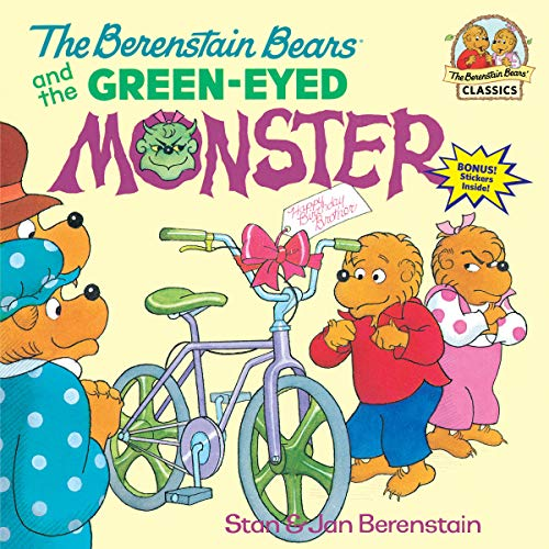 9780679864349: The Berenstain Bears and the Green-Eyed Monster