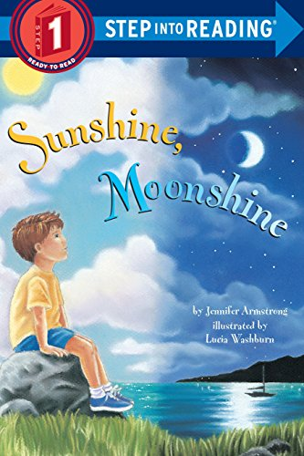 9780679864424: Sunshine, Moonshine (Step-Into-Reading, Step 1)