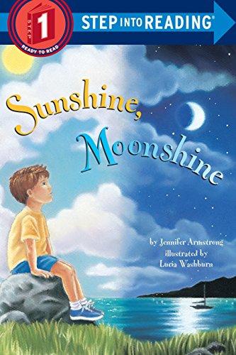 9780679864424: Sunshine, Moonshine (Step-Into-Reading, Step 1)