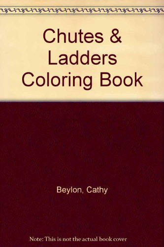 9780679865780: Chutes & Ladders Coloring Book