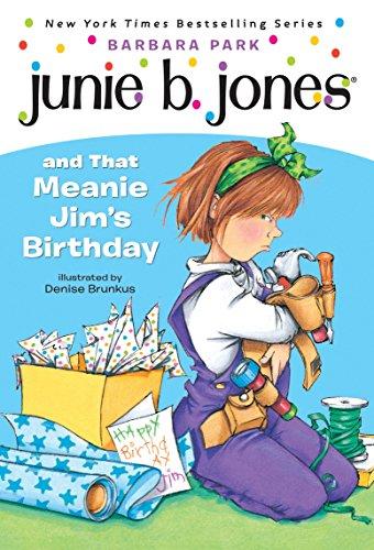 9780679866954: Junie B. Jones and That Meanie Jim's Birthday