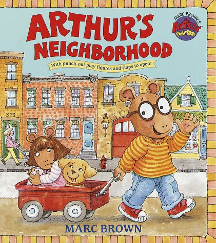 9780679867371: ARTHUR'S NEIGHBORHOO
