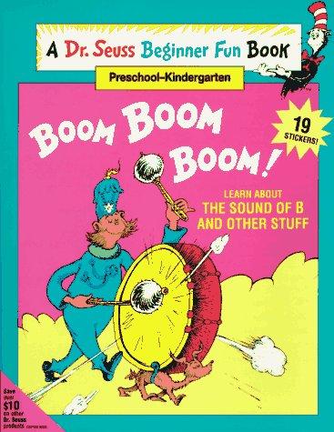 9780679867555: Boom Boom Boom! (A Dr. Seuss Beginner Fun Book, Kindergarten - Grade 2)