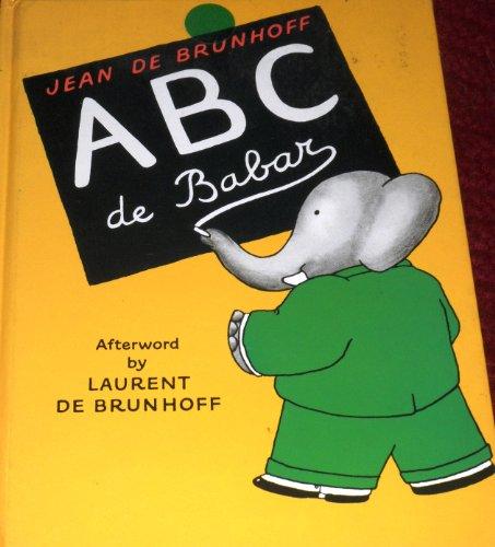 9780679868422: ABC De Babar