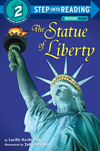 9780679869283: The Statue of Liberty (Step into Reading)