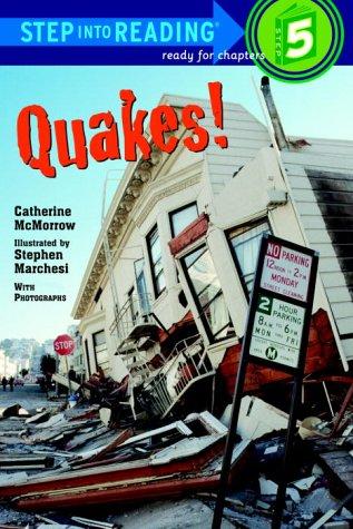 9780679869450: Quakes! (Step-Into-Reading, Step 5)