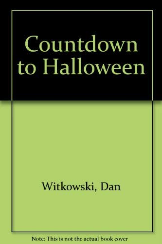 9780679869481: Countdown to Halloween: (Pop-up calendar)