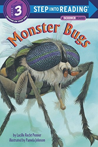 9780679869740: Monster Bugs (Step-Into-Reading, Step 3)