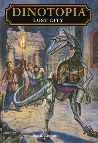 Lost City (Dinotopia): Ciencin, Scott
