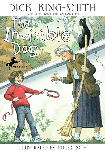 9780679870418: The Invisible Dog