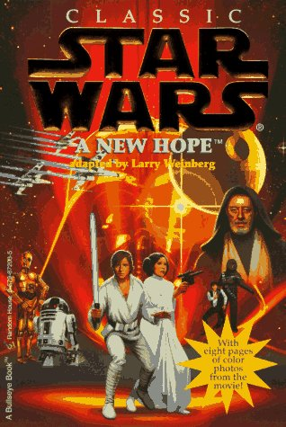 9780679872030: Star Wars: A New Hope