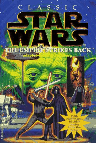 9780679872047: The Empire Strikes Back (Classic Star Wars)