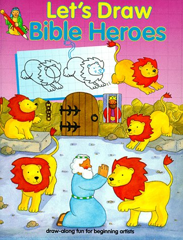 9780679872238: Bible Heroes (Let's Draw)
