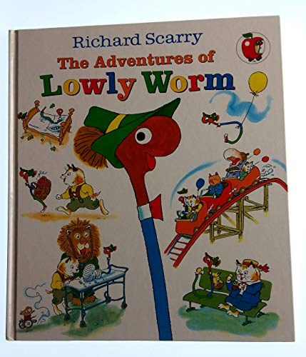 9780679872481: The Adventures of Lowly Worm