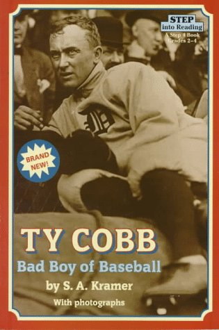 9780679872832: Ty Cobb: Bad Boy of Baseball (Step into Reading, Step 4, paper)