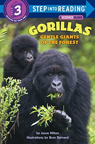 9780679872849: Gorillas: Gentle Giants of the Forest (Step-Into-Reading, Step 3)