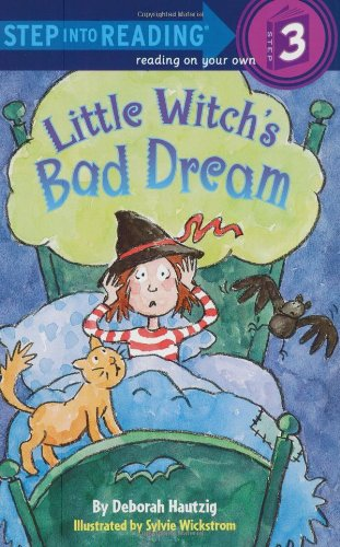 Little Witch's Bad Dream (Step-Into-Reading, Step 3)