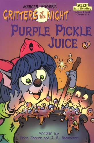 9780679873662: Purple Pickle Juice (Step-Into-Reading, Step 3)