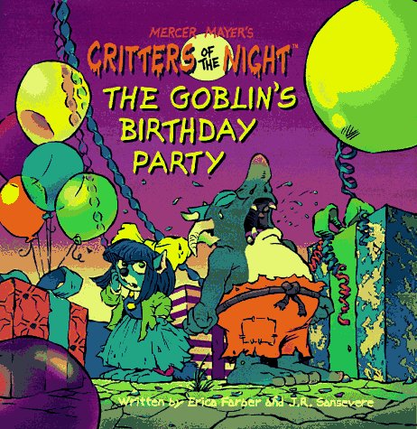 9780679873730: The Goblin's Birthday Party (Critters of the Night)
