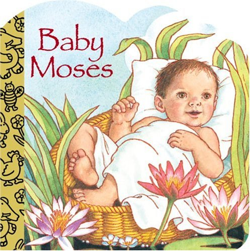 Baby Moses (A Chunky Book(R)) (9780679873990) by Josephs, Mary