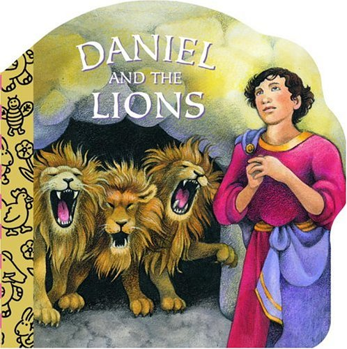 Daniel and the Lions (A Chunky Book(R)) (9780679874010) by Josephs, Mary