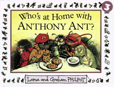 9780679874478: 3: Who's at Home With Anthony Ant