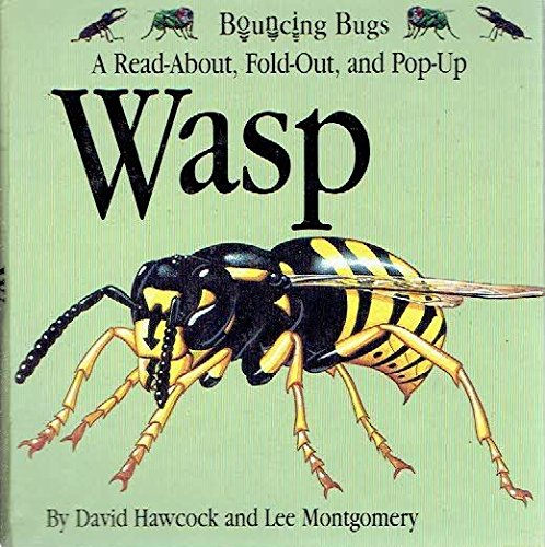 9780679875659: Wasp: A Read-About, Fold-Out, and Pop-Up (Bouncing Bugs)