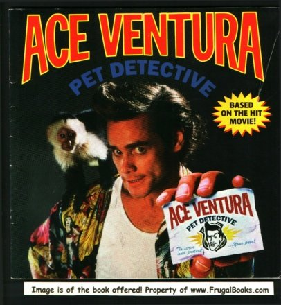 9780679876045: Ace Ventura: Pet Detective (Pictureback)