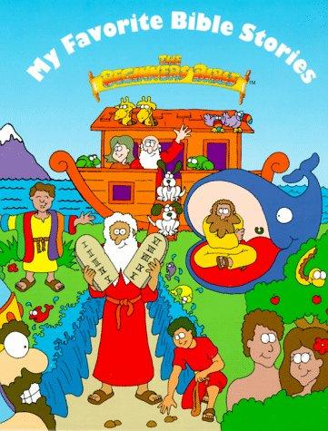 The Beginners Bible My Favorite Bible Stories: Henley, Karyn