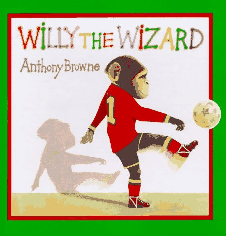 9780679876441: Willy the Wizard
