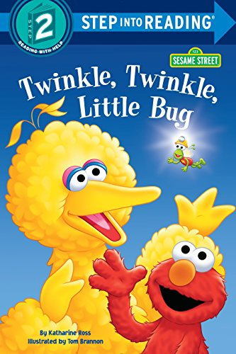 9780679876663: Twinkle, Twinkle, Little Bug (Step-Into-Reading, Step 2)