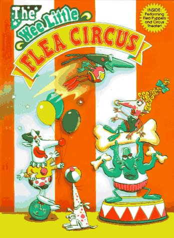 9780679876984: THE WEE LITTLE FLEA CIRCUS