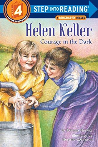 9780679877059: Helen Keller: Courage in the Dark