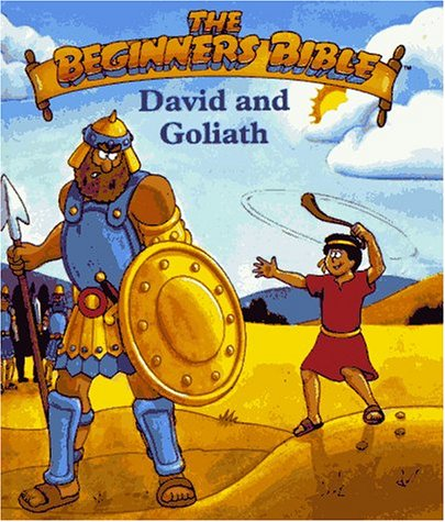 9780679877462: David and Goliath (Beginners Bible)