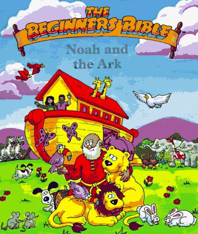 Noah and the Ark (The Beginners Bible) (Pop-Up Books): Moorings, Little