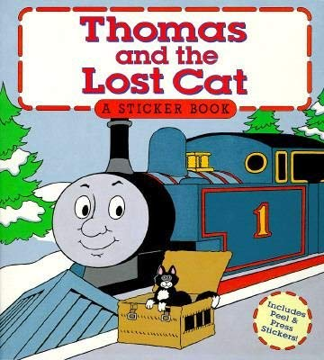 9780679877530: Thomas and the Lost Cat (Thomas the Tank Engine Sticker Books)