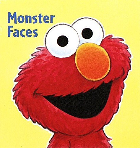 9780679877615: Monster Faces (Sesame Street) (A Chunky Book(R))