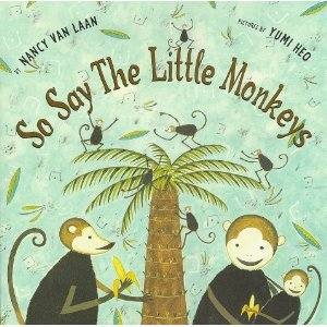 9780679877844: So Say The Little Monkeys