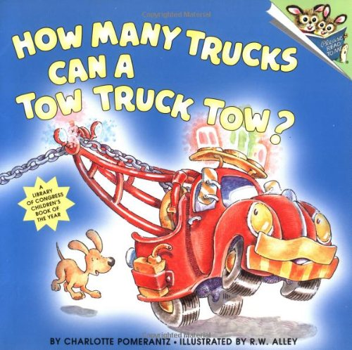 9780679878100: How Many Trucks Can a Tow Truck Tow? (Pictureback(R))
