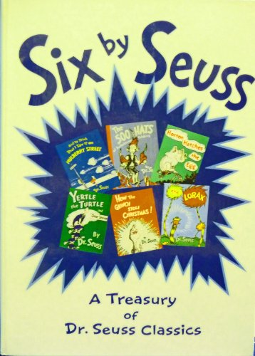 9780679878575: Six by Seuss