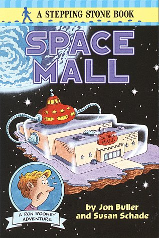 9780679879190: Space Mall (Stepping Stone, paper)