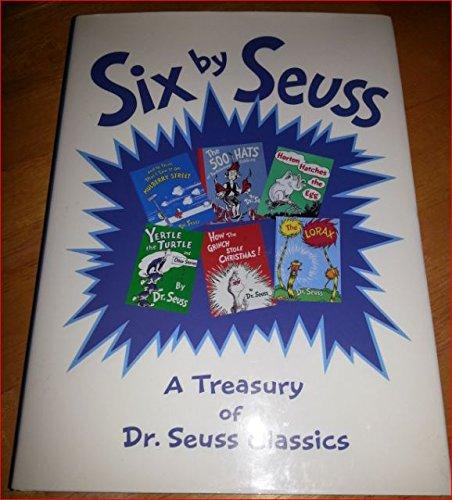 9780679879213: Six by Seuss (Classic Seuss)
