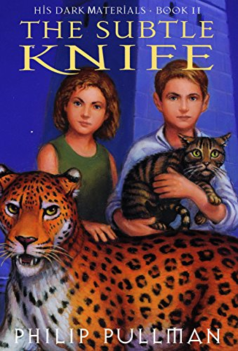 9780679879251: The Subtle Knife (His Dark Materials, Book 2)