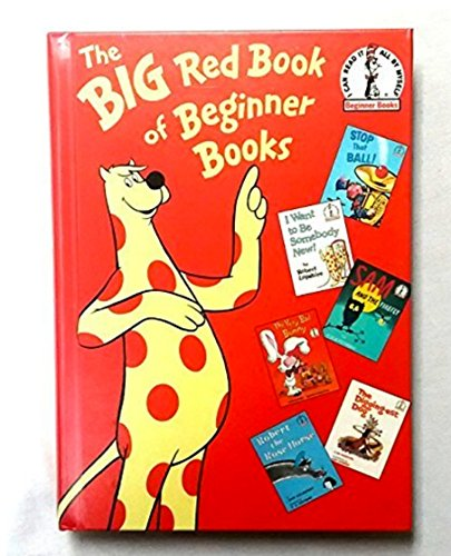 9780679879275: The Big Red Book of Beginner Books