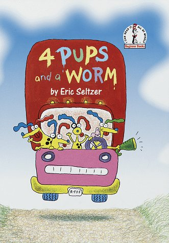 9780679879312: Four Pups and a Worm