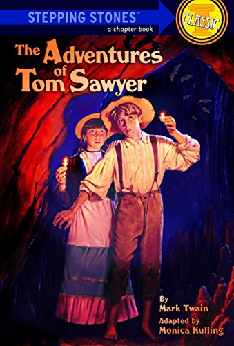 9780679880707: The Adventures of Tom Sawyer (A Stepping Stone Book)