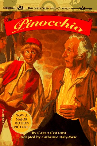 9780679880714: Pinocchio (Bullseye Step into Classics)