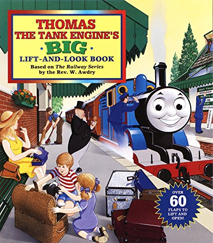 9780679880721: Thomas the Tank Engine's Big Lift-and-look Book